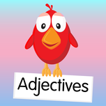 Birds on a Wire: Adjectives